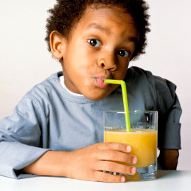 z drink some orange juice 1